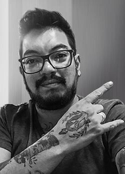 hRocker Rodrigo Hasimoto